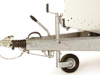 Heavy duty jockey wheel - Westwood Ifor Williams Heavy duty jockey wheel
