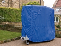 Horsebox Cover - Westwood Ifor Williams Horsebox Cover
