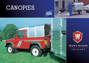 canopies brochure