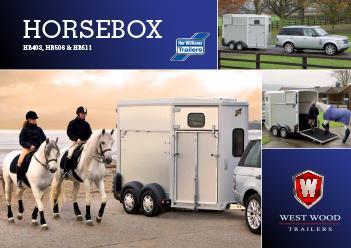 horse box brochure