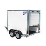 BV85 Ifor Williams Box Trailer