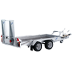 GH94 Ifor Williams Plant Trailer