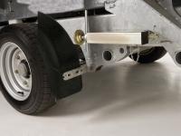 Heavy Duty Adjustable Prop Stands - Westwood Ifor Williams Heavy Duty Adjustable Prop Stands