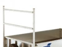 Ladder Rack - Westwood Ifor Williams Ladder Rack