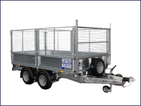 Mesh Sides - Westwood Ifor Williams Mesh Sides