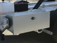 Optional Tool Box - Westwood Ifor Williams Optional Tool Box
