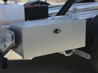 Optional Tool Box - Westwood Ifor Williams Optional Tool Box