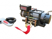 Range Of Smaller Electric Winches - Westwood Ifor WilliamsRange Of Smaller Electric Winches