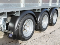 Mudguards Fitted Tri-axle -  Westwood Ifor Williams