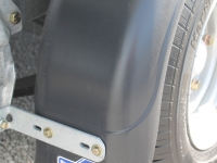 New Design Mudguards - Westwood Ifor Williams
