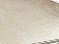 Aluminium Treadplate Floor - Westwood Ifor Williams Aluminium Treadplate Floor