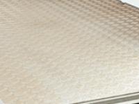 Aluminium Treadplate Floor - Westwood Ifor Williams Aluminium Treadplate Floor