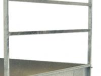 Ladder Racks - Westwood Ifor Williams  Ladder Racks