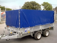 Tarpaulin Covers Made To Order - Westwood Ifor Williams