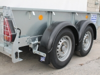 Individual Mudguards - Westwood Ifor Williams Individual Mudguards