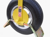 wheel-clamps