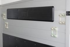 Partition and Side Wall Padding