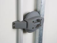 Inside Lockable Grooms Door - Westwood Ifor Williams Inside Lockable Grooms Door