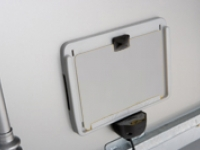 Plate Holder Fit EU - Westwood Ifor Williams Plate Holder Fit EU