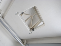 Top Roof Vent - Westwood Ifor Williams Top Roof Vent