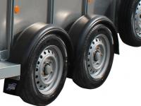 16 Wheel Equipment - Westwood Ifor Williams 16 Wheel Equipment