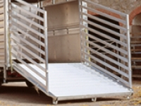 Livestock Loading Ramp - Westwood Ifor Williams Livestock Loading Ramp