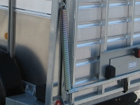 Rear Ramp Springs as Standard - Westwood Ifor Williams Rear Ramp Springs as Standard