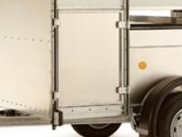 Single Height Inspection Door - Westwood Ifor Williams Single Height Inspection Door