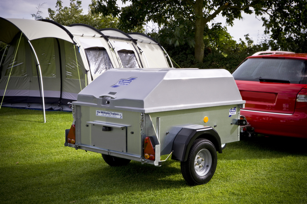 Cool   Chassis Based Camping Trailer With Custom Made Safari Equipe Back