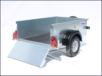 Tailboard as Standard - Westwood Ifor Williams Tailboard as Standard