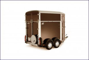 HB Ifor Williams Horsebox, Westwood New Trailer, Graphite