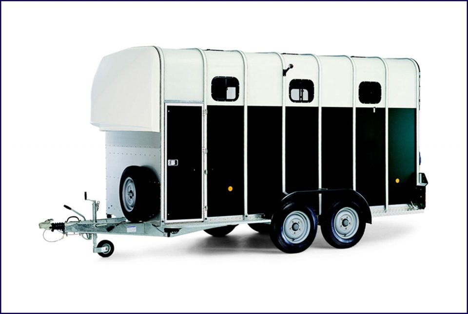 HB510XL Ifor Williams Horsebox, Westwood New Trailers,