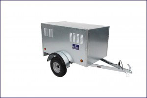 Ifor Williams Dog Trailer, Westwood New Trailers, 5 x 3 Compartment x 1 500kg