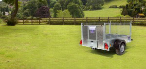 P6e P7e P8e Ifor Williams Small Unbraked, Westwood New Trailers, Ramp and Mesh