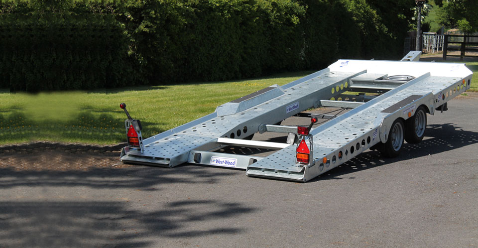 ifor williams car trailer weight