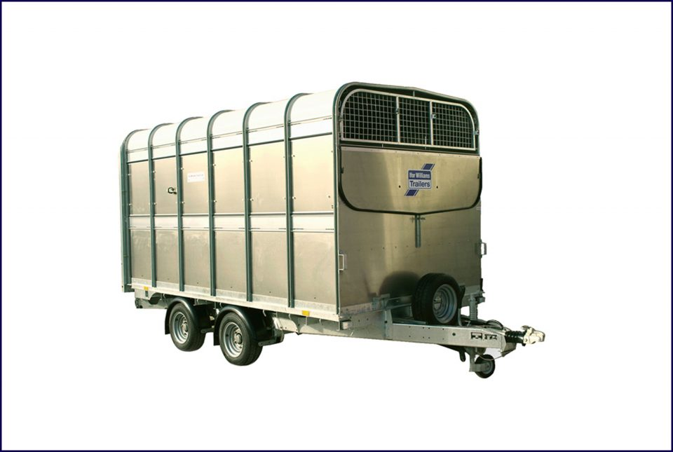 DP120G Ifor Williams Livestock, Westwood New Trailers