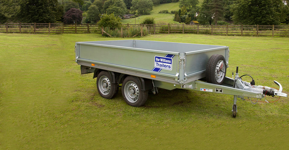 Ifor Williams Eurolight, Westwood New trailers, Galvanised Sides