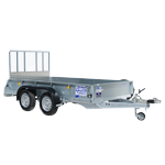 GD105 2700Kg General Duty Trailer
