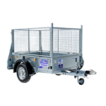 GD64 1400kg General Duty Trailer.