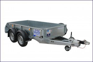 GD84 Ifor Williams General Duty, Westwood New Trailers,