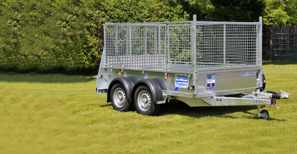 GD85 Ifor williams General Duty, Westwood New Trailers