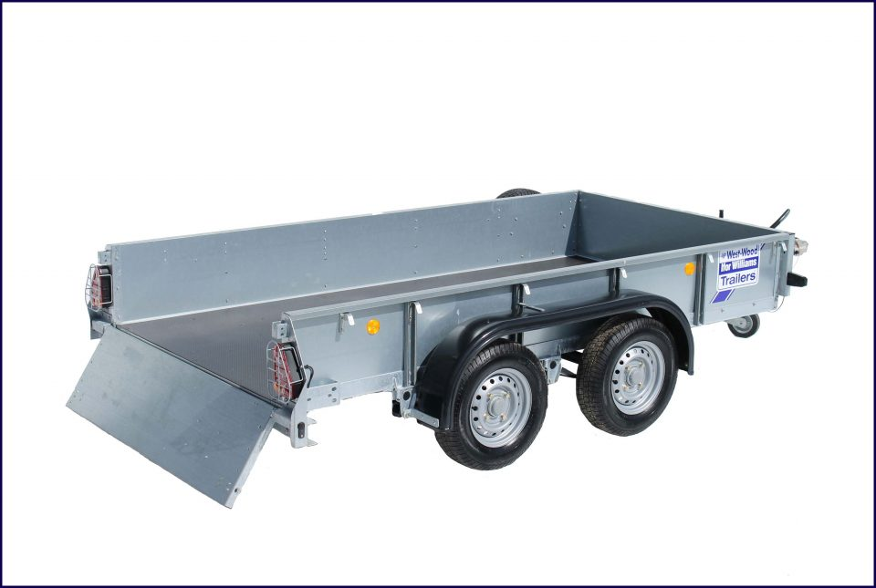 GD105 Ifor Williams General Duty, Westwood New Trailers,