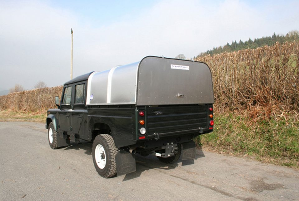 Ifor Williams Canopy, Westwood New Trailers,