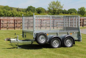GD85 Ifor Williams General Duty, Westwood New Trailers,