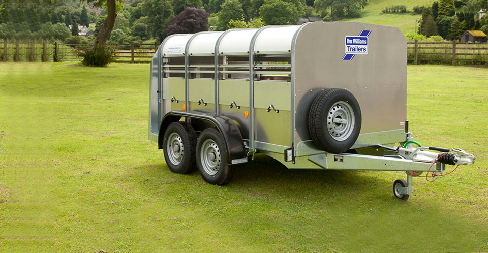 TA5G Ifor Williams Livestock, Westwood New trailers, 4 Headroom