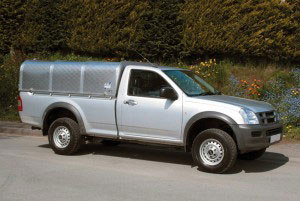 Isuzu Rodeo Single cab