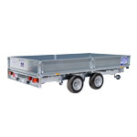 LM126G Ifor Williams Flatbed, Westwood New trailers