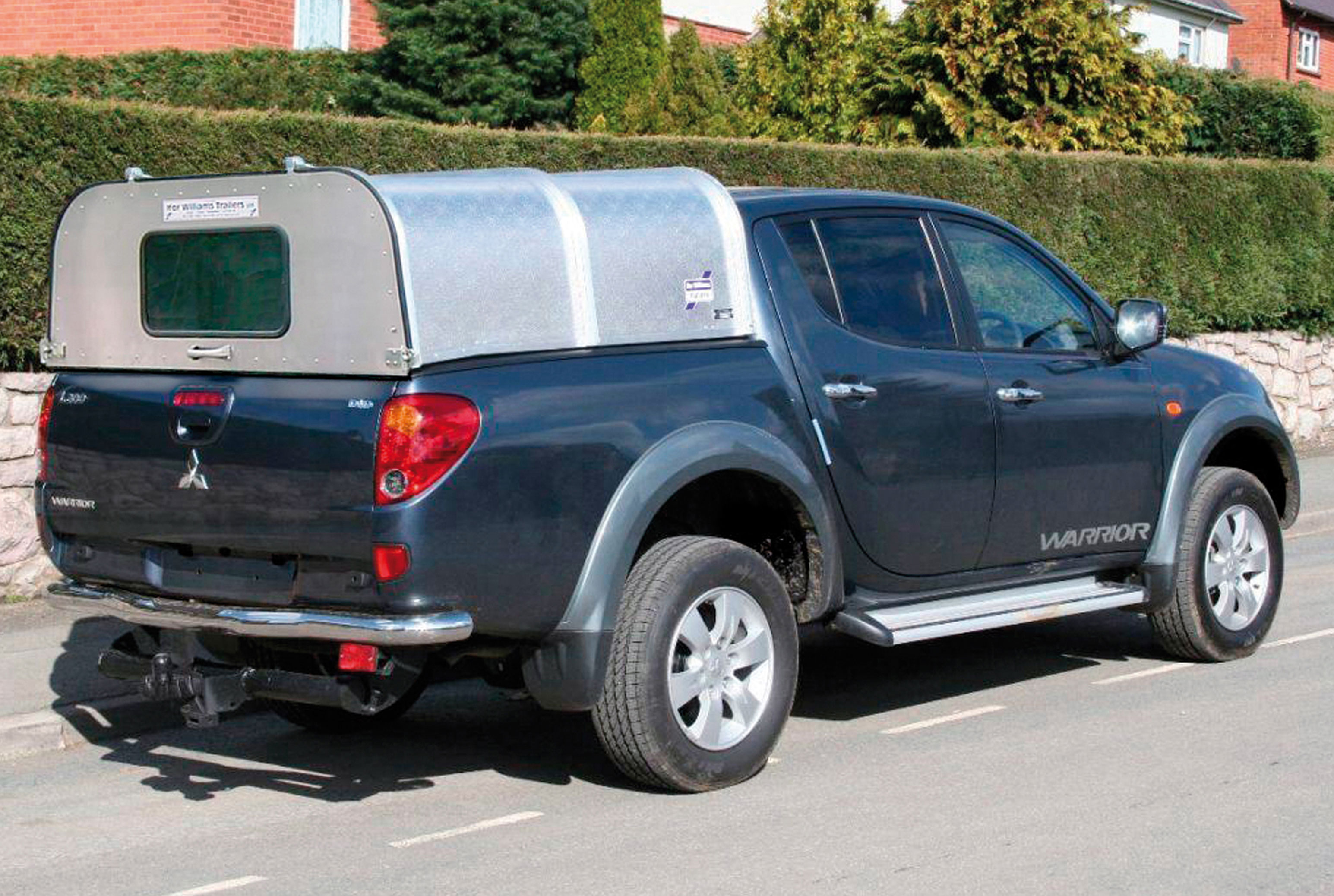 Ifor Williams Canopies Ford Ranger