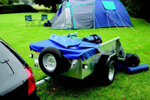 P5e Ifor Williams Small Unbraked, Westwood New Trailers,
