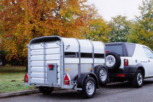 P6G Ifor Williams Livestock, Westwood New Trailers